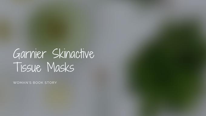 Garnier Skinactive Tissiue Masks