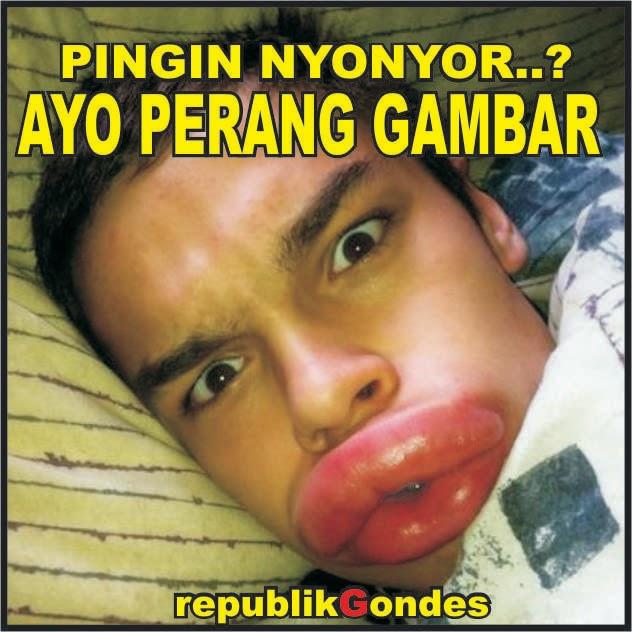 Meme Lucu Perang Gambar Bahasa Sunda