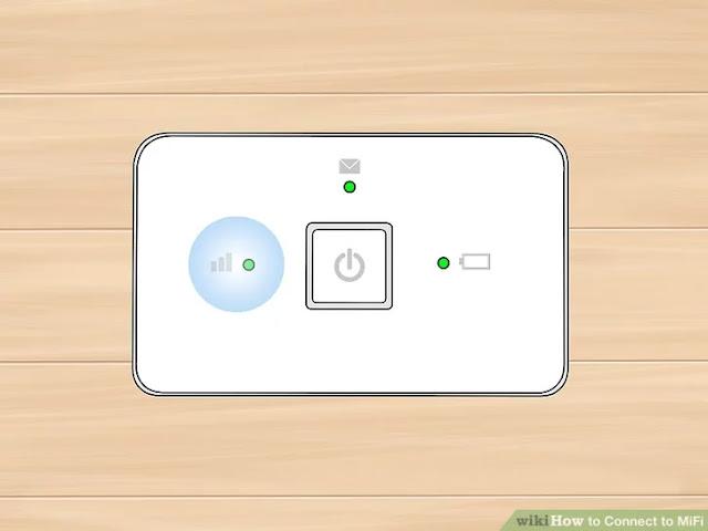 صورة بعنوان Connect to MiFi Step 3