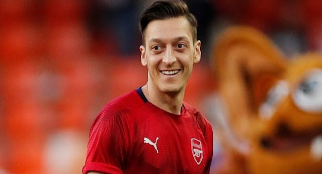 Mesut Özil Kimdir? aslen nereli?