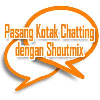 Pasang Kotak Chatting