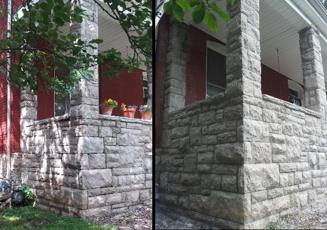 Repair & Repointing (Tuckpointing) a Historic Kansas City