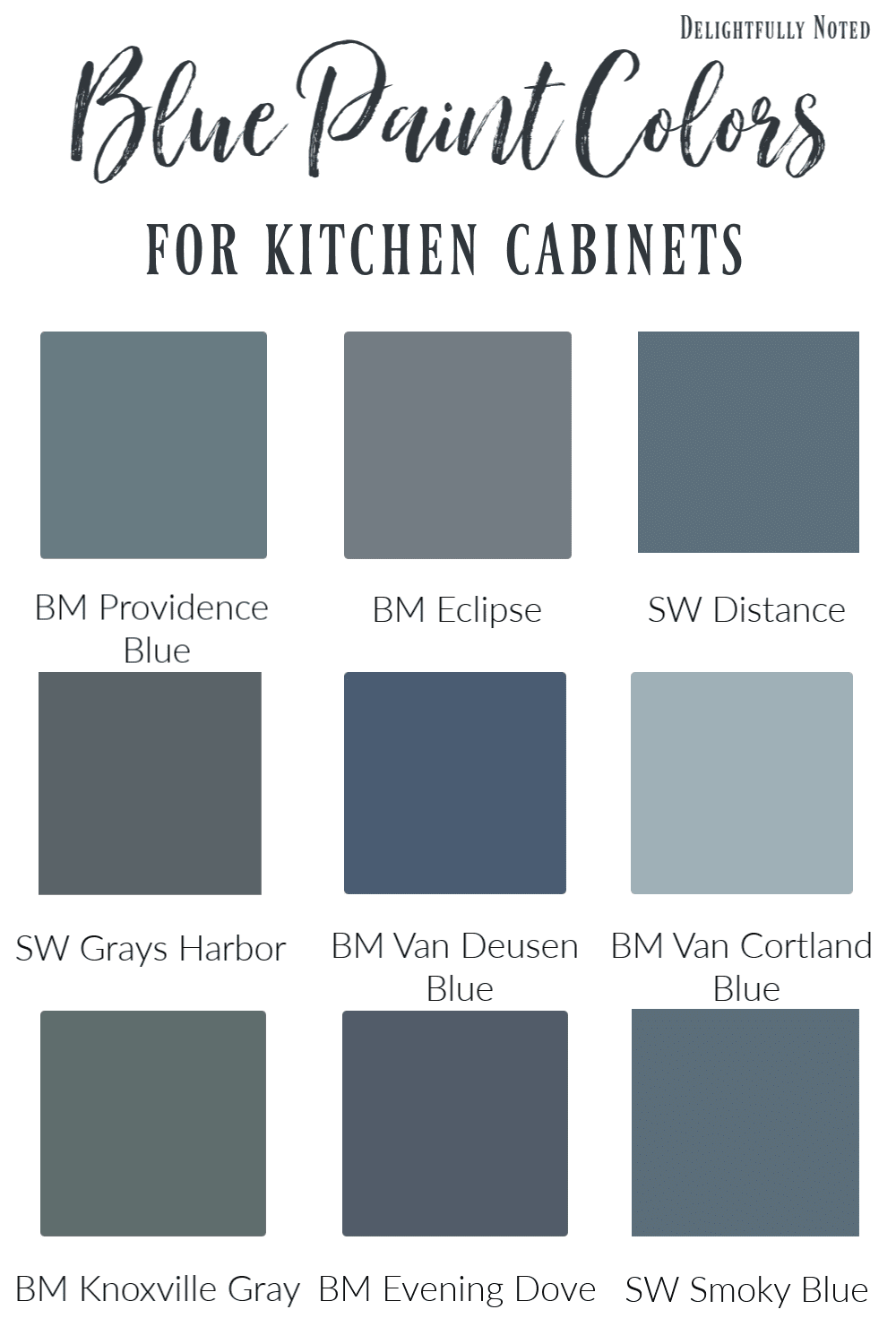 blue paint colors for kitchen or bathroom cabinets