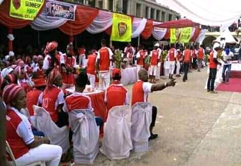 Arsenal Fans in Nigeria to Celebrate FA Cup Win