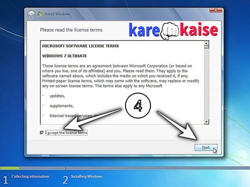 windows-7-license-accept-kare