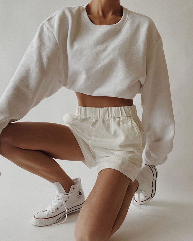 Style Inspiration: Still in Love with Sporty Chic