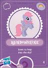 MLP Wave 3 Rainbowshine Blind Bag Card