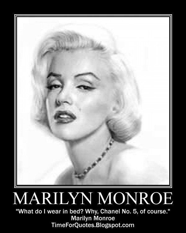 "Marilyn Monroe Photos And Quotes: ""Time For Quotes"": Time For Marilyn Monroe Quotes"