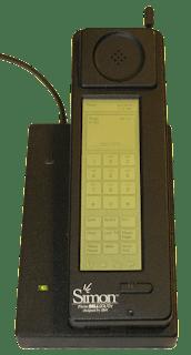 ilk akıllı telefon,