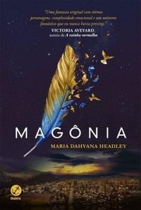 Magônia (VOL 01) –  Maria Dahvana Headley
