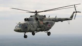 Helikopter Militer Mi-8