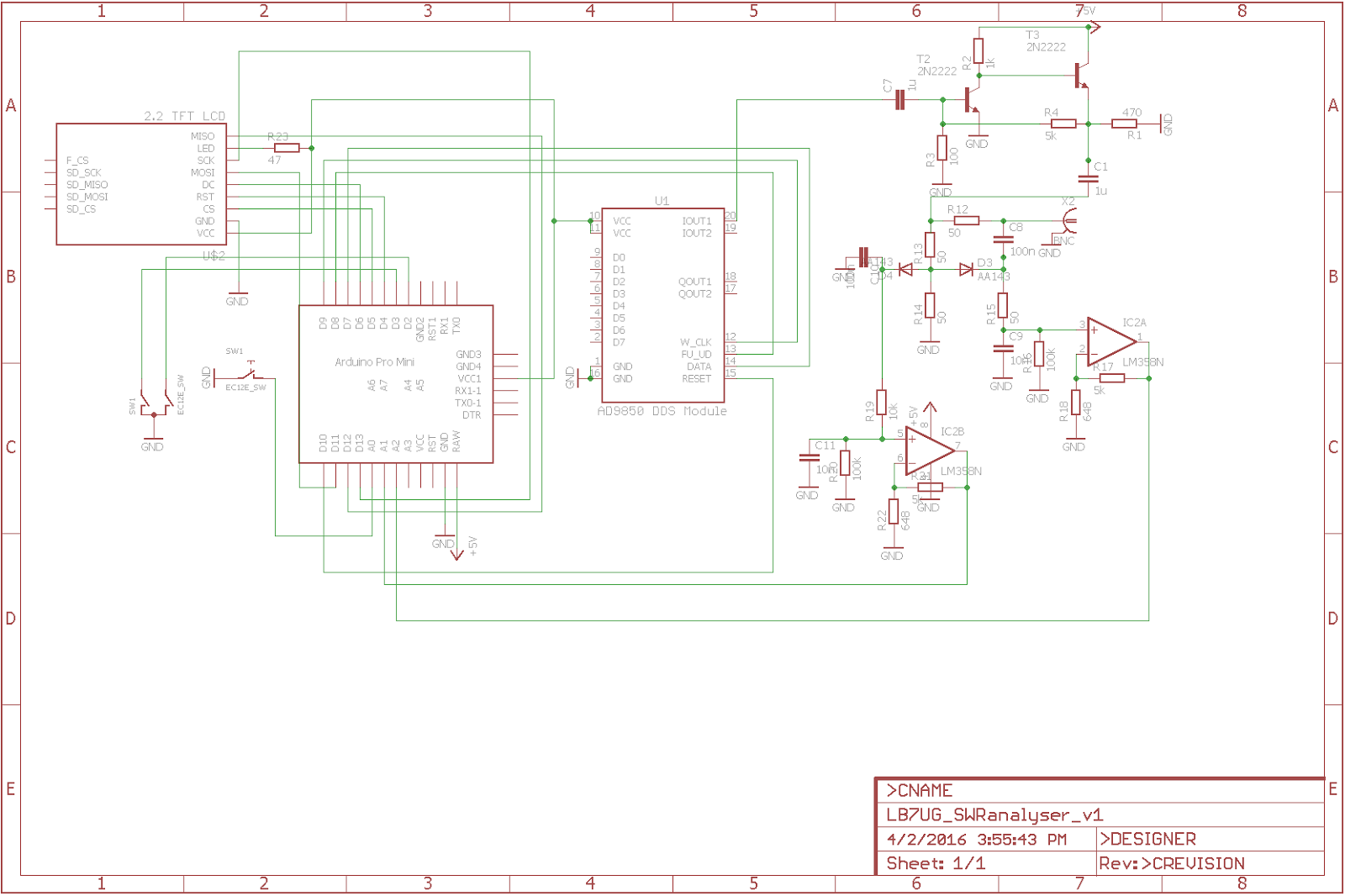 eagle schematic html with A Simple Standalone Antenna Analyzer With Ili9341tft on Grumman F 14d Tomcat Wiring Diagrams further Sdr further MilkyWay further Rg diag gibson as well NodeMCU 32S.