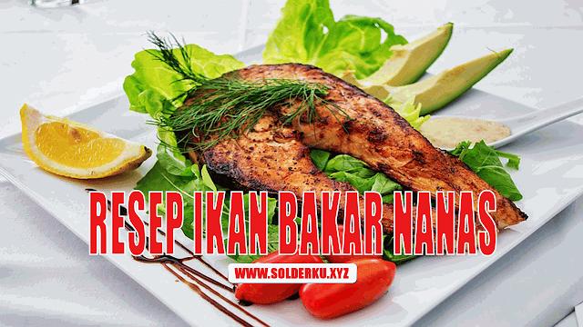 Resep Ikan Bakar