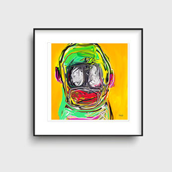 art prints, abstract art prints, portrait art prints, contemporary art prints, buy art prints, original art prints, large art prints, Sam Freek,