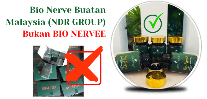 Bio Nerve NDR Group Energy Boost Up Malaysia