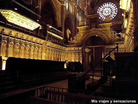 El Coro, La Catedral de León
