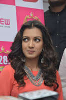 Catherine Tresa in Orange Kurti top and Plazzo at Launches B New MobileStore at Kurnool 10.08.2017 022.JPG