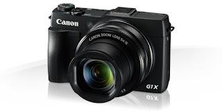 Canon PowerShot G1 X Mark II Firmware Download