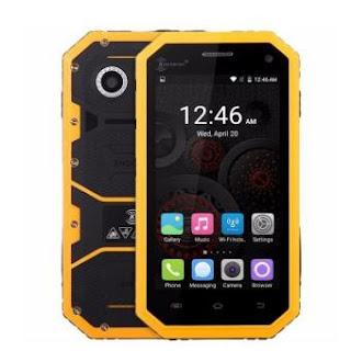 Spesifikasi Hape Outdoor Ken Mobile W6 Pro