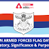 Indian Armed Forces Flag Day 2020: History, significance & purpose: Key Points