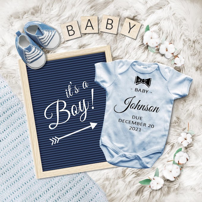 A Baby Surprise Coming in December!