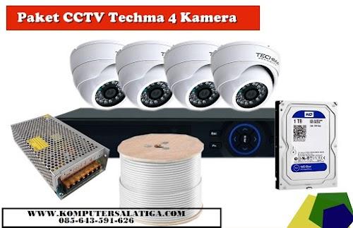 Harga Paket 4 Kamera CCTV SEMARANG~085643591626 (CCTV SALATIGA-SEMARANG)