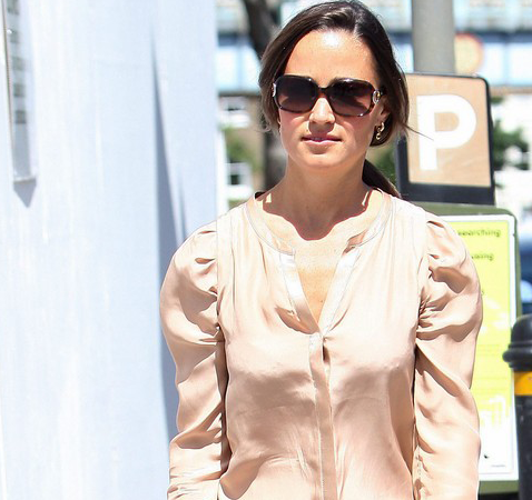 A Style to Steal: Pippa Middleton