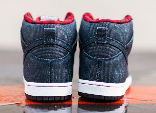 on sale 3f5cb 54ad9 The Nerdy Gentlemen: Sneaker Nerd: Nike SB Dunk High Denim ...