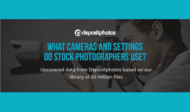 What Cameras and Settings Do Stock Photographers Use?