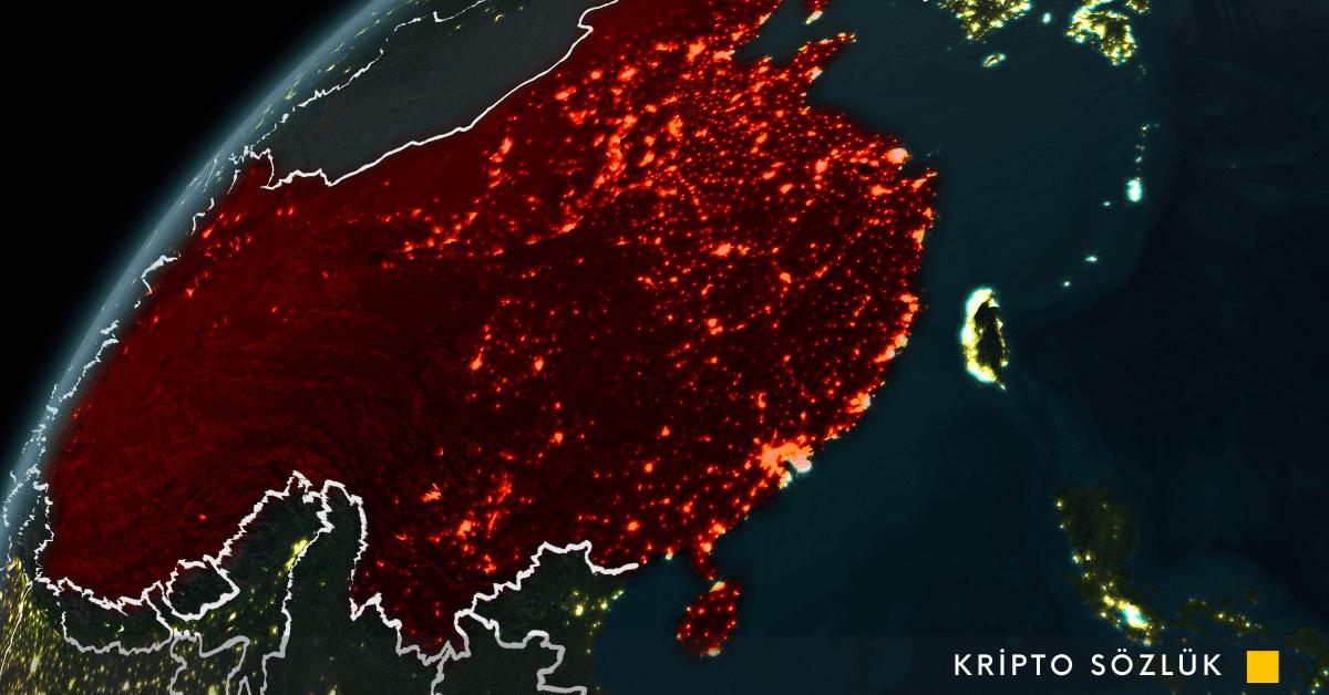 Çin Kripto Para Borsalarına Baskı Yapmaya Başladı