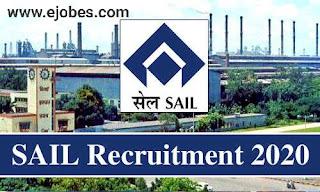 SAIL Durgapur 105 ACT  Recruitment 2020 @Apply Online