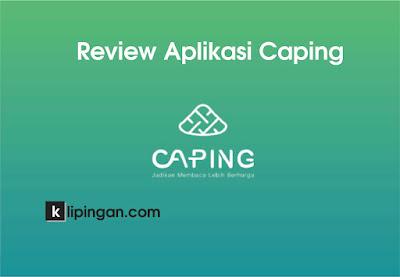 Aplikasi Caping