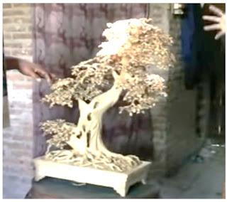 kreasi akar bambu