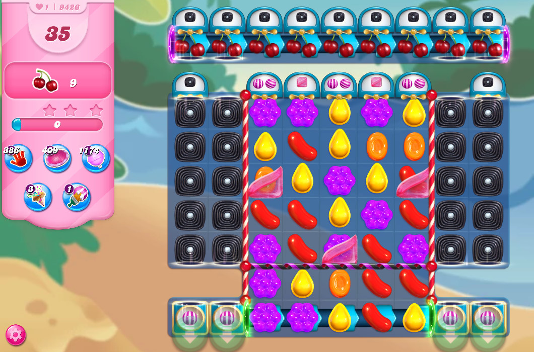 Candy Crush Saga level 9426