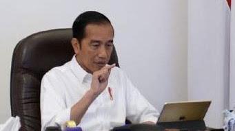 Jokowi ke Jatim Tangani Wabah Corona