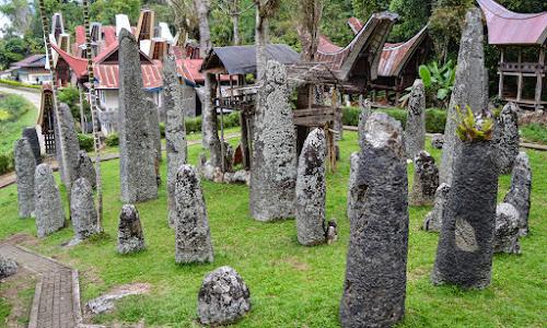 Bangunan dan Benda Peninggalan Kebudayaan Megalitikum di Indonesia