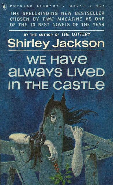 Books like to We Have Always Lived in the Castle