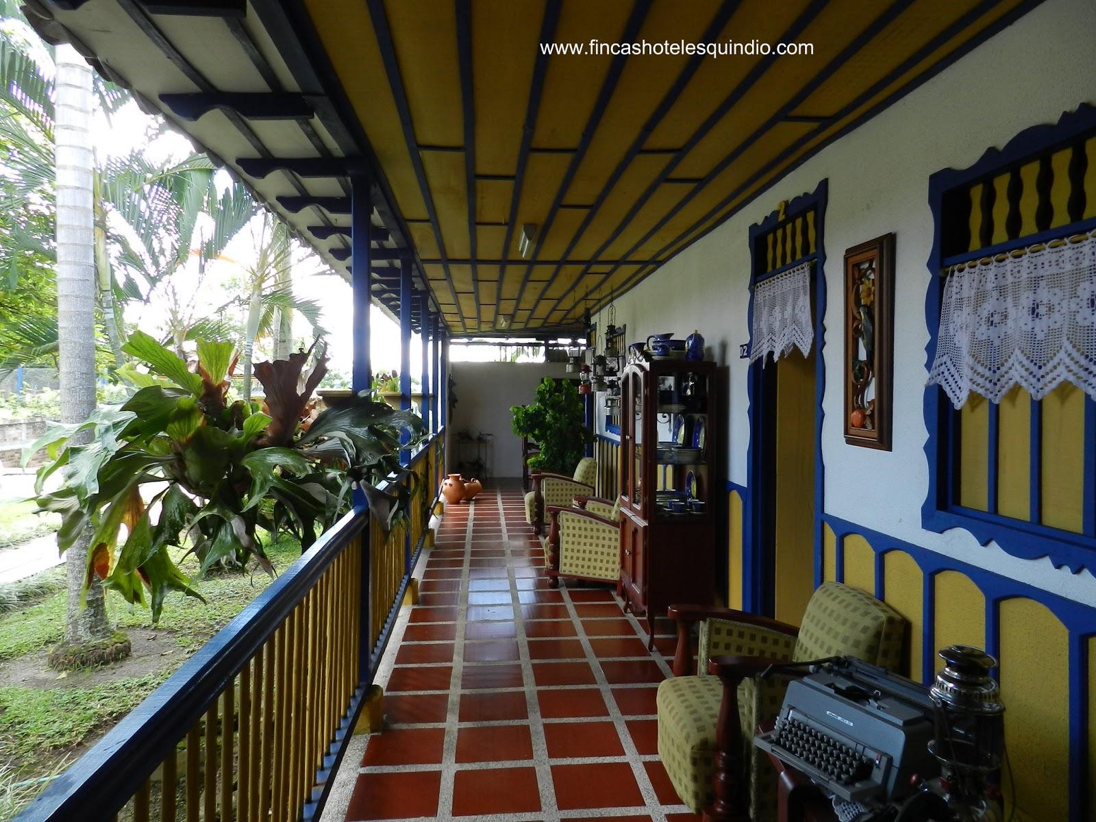 Paisaje cultural cafetero arquitectura colonial antioque a - Corredores de fincas rusticas ...