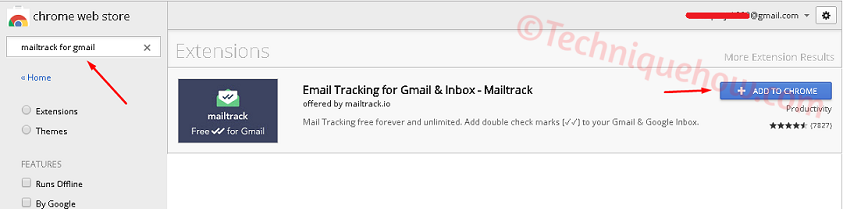 Confirm if Someone Blocked on Gmail _add extension