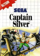 Captain Silver: dificultad y piratas en Sega Master System