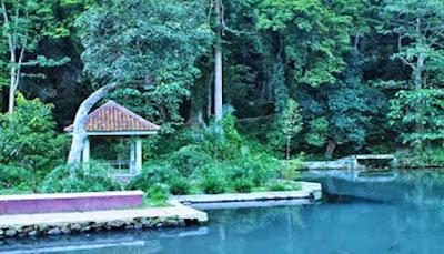 Danau Balong Keramat Darmaloka