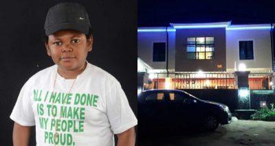 Osita Iheme AKA 'Paw Paw' Opens New Hotel In Owerri