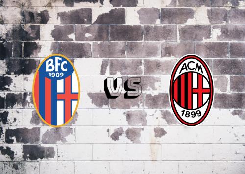 Bologna vs Milan  Resumen y Partido Completo