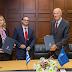Μνημόνιο Συνεργασίας με στόχο την πιστοποιημένη εκπαίδευση και έρευνα  στη Βιομηχανική Ιδιοκτησία υπεγράφη στη Γενεύη μεταξύ WIPO – ΟΒΙ – Ακαδημίας Βιομηχανικής Ιδιοκτησίας