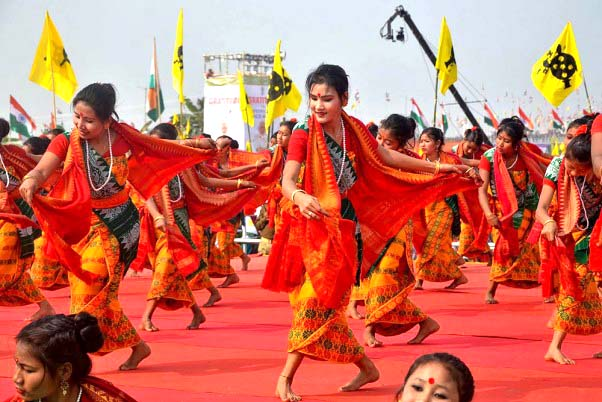 Tribal Dances & Festivals