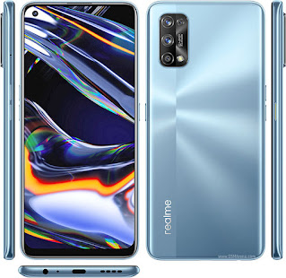 Realme 7 pro Specifications and Price Comparison