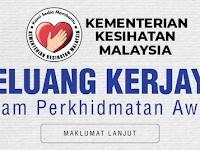 Jawatan Kosong di Kementerian Kesihatan Malaysia KKM - 235 Kekosongan