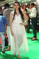 Meghana Gaur in a Deep Neck Sleeveless White Gown at IIFA Utsavam Awards 023.JPG