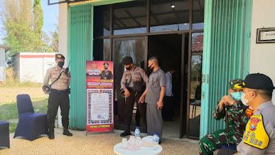 Polres Situbondo Terjunkan 200 Tim Gabungan Dalam Penetapan Paslon Bupati Dan Wakil Bupati