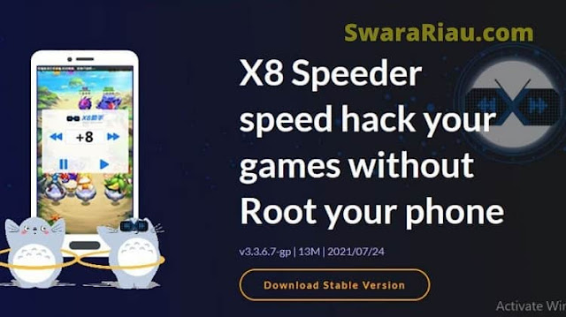 Download Aplikasi X8 Speeder